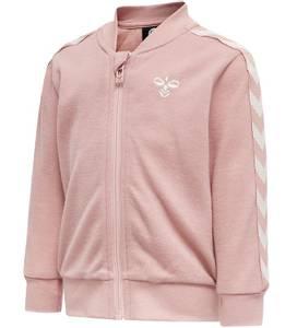 Bilde av Hummel, Wulba rosa zip jacket