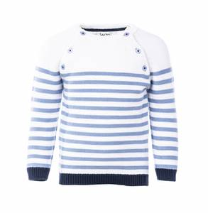 Bilde av Salto, sailor genser blå og