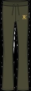 Bilde av Juicy couture velour bootcut