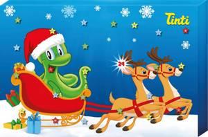 Bilde av Tinti julekalender