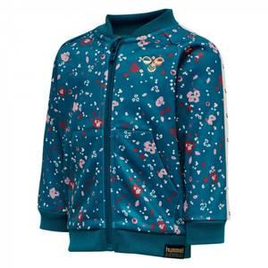 Bilde av Hummel Flora zip jacket blue